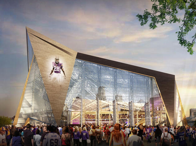 Why Should Birders Be Worried About the New Vikings Stadium?