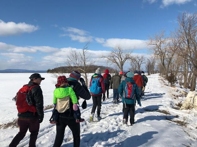 Pride Hike in Vermont. Harper Simpson/Audubon Vermont