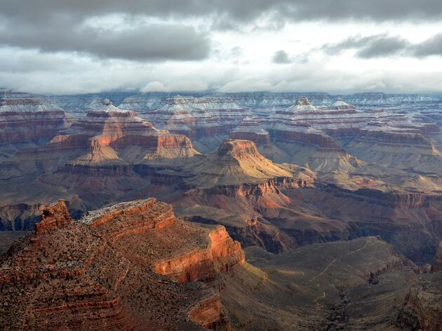Grand Canyon National Park, Arizona. Michael Quinn/NPS
