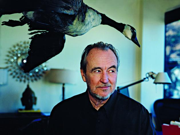 Freddy Krueger Creator Wes Craven Loves Birds