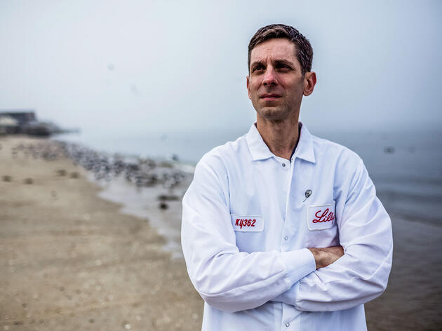 Dentro de la revolución biomédica para salvar a los Cangrejos Herradura y las aves playeras que los necesitan