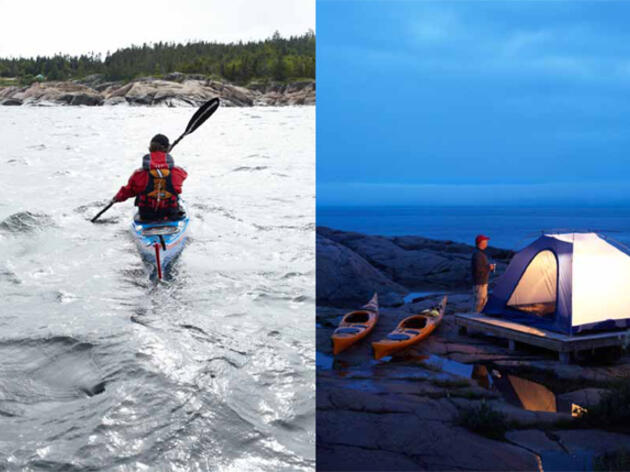 Journey to Quebec's Saint Lawrence River