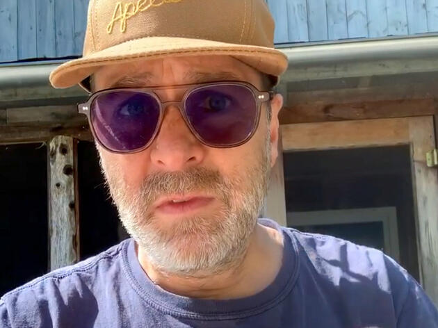 H. Jon Benjamin's 'Morning Bird Reports' Have Brought Joy to Many in Dark Times