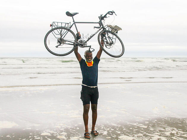 Journey Complete, Scott Edwards Looks Back On His Cross-Country Bicycling Trip