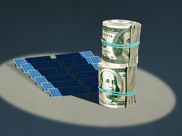 Why Electric Utilities Are Resorting to Dark Money and Bribes to Resist Renewables
