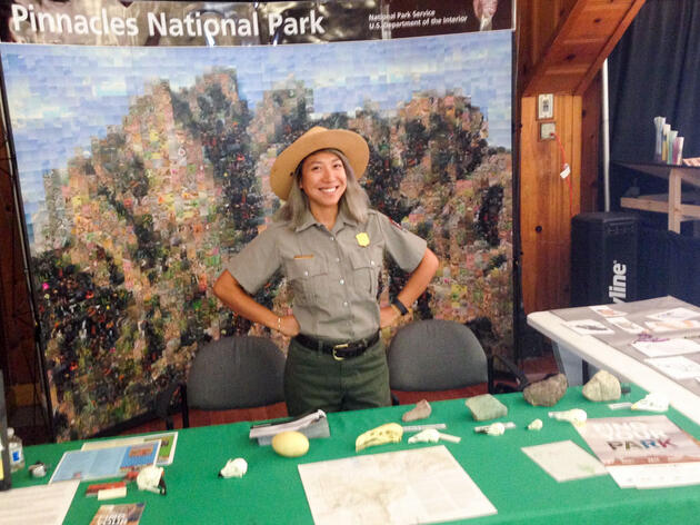 For Arianna Punzalan, Protecting California Condors is Close to the Heart