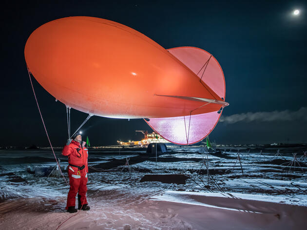 Scientists Braved the High Arctic to Chase Clouds on History's Largest Polar Trip