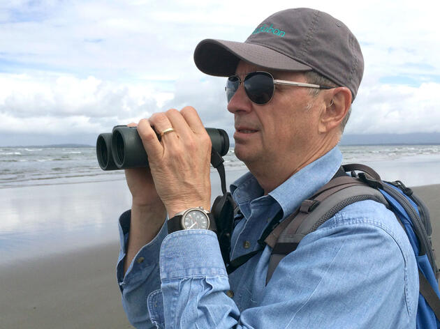 Audubon Scientist Stanley Senner Recognized for Conservation Work