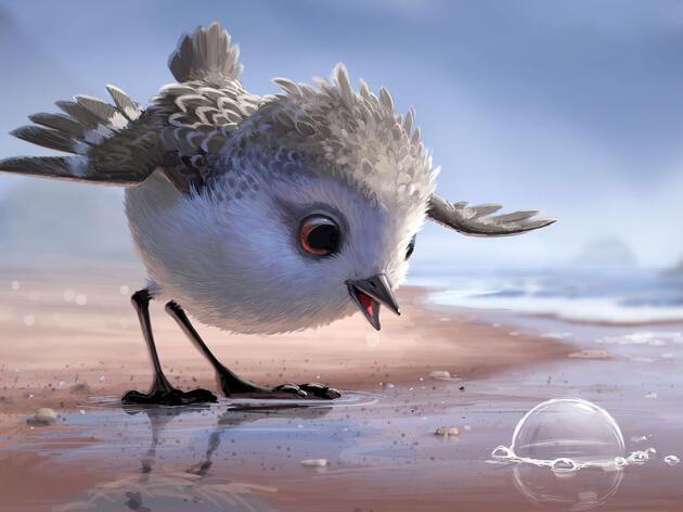 "A Behind-the-Scenes Look at Pixar's New Short Film ""Piper"""