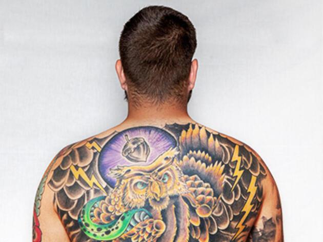 Dare to Bare Your Bird Tattoo