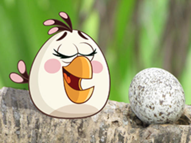 Restoring an Angry Bird Paradise