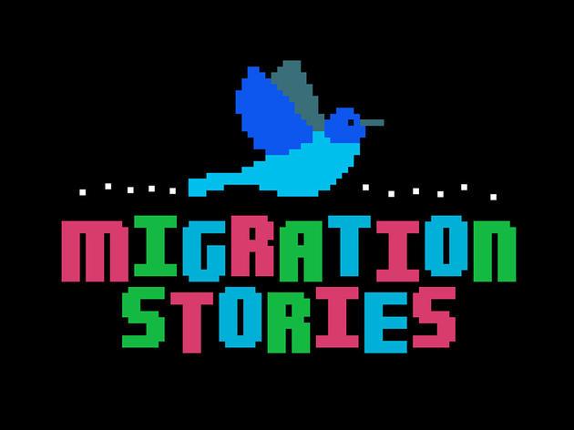 Game: Follow a Bird's Migration Story