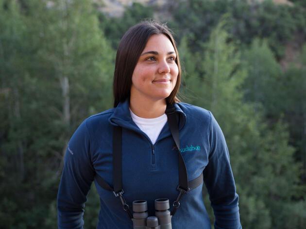 Audubon Spotlight: Brooke Bateman Is on Climate Watch