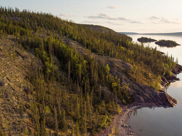 In Canada's Boreal Forest, a New National Park Faces the Wrongs of the Past—and Guards Our Climate Future
