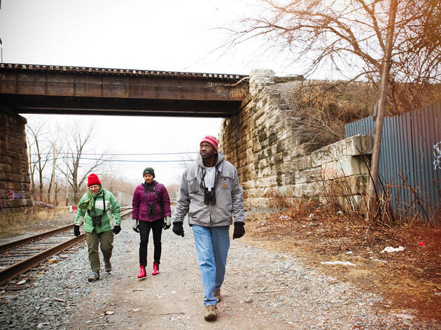 Birding in Philly's Forgotten Habitats