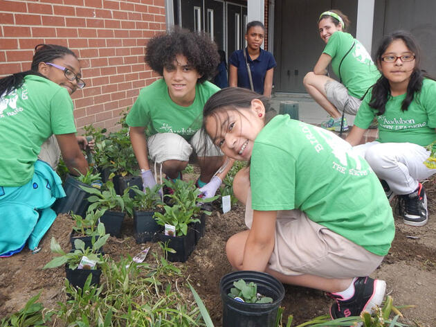 Meet Some of Baltimore's Youngest and Brightest Green Leaders