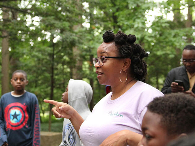 Audubon Spotlight: Sanaa Green Brings Detroit's Communities Closer to Nature