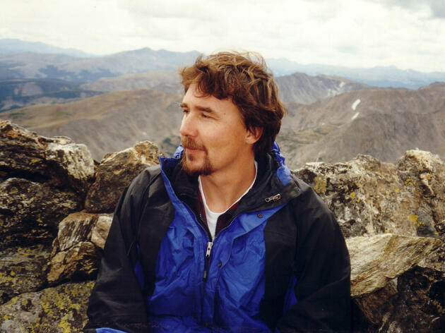 Like many nature writers of past, David Gessner feels the pull of the American West. Reg Saner