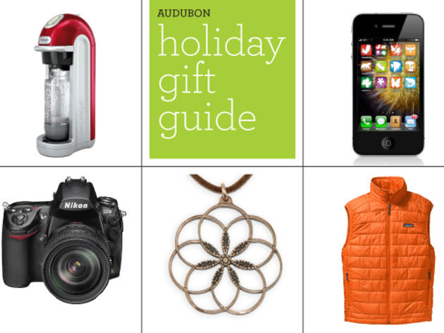 Audubon Holiday Gift Guide