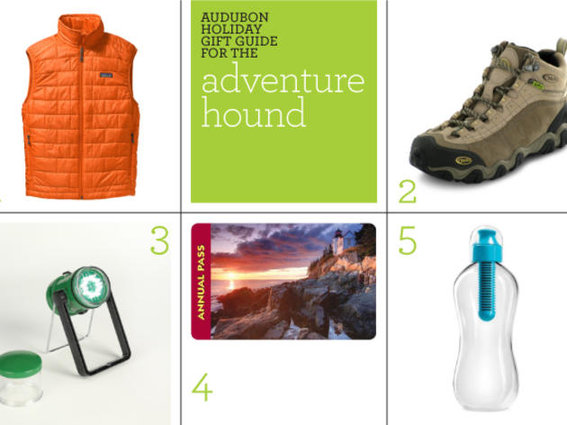 Audubon Holiday Gift Guide: Adventure Hound