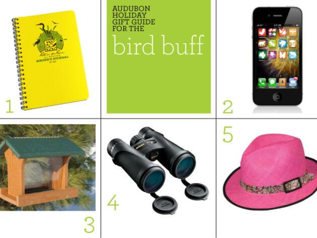 Audubon Holiday Gift Guide: Bird Buff