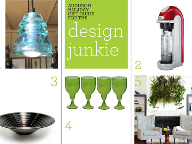 Audubon Holiday Gift Guide: Design Junkie