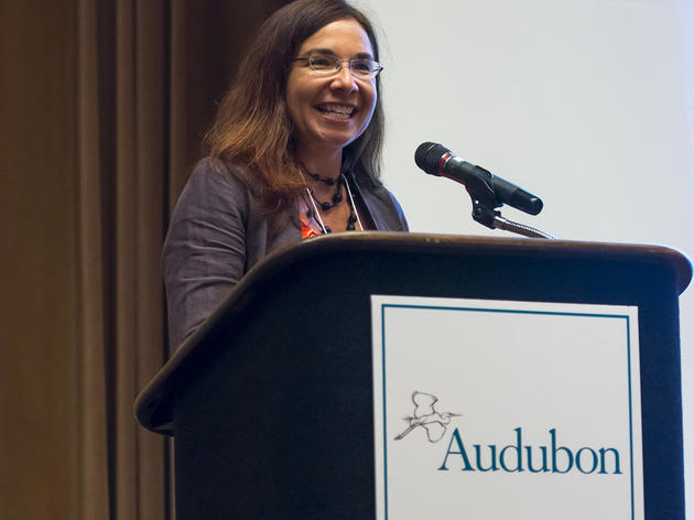 Highlights: Katharine Hayhoe's Plenary Lecture at the 2015 Audubon Convention