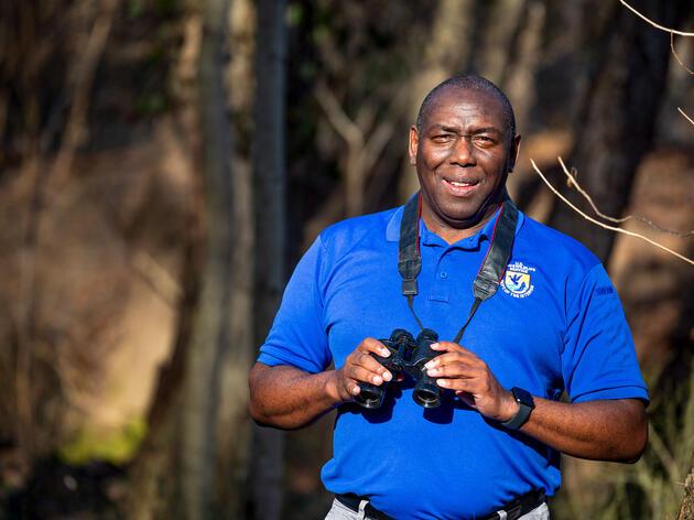 Jerome Ford, Assistant Director, Migratory Bird Program, U.S. Fish and Wildlife Service. Kayt Jonsson/U.S. Fish and Wildlife Service