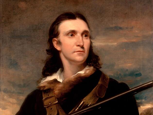 John James Audubon. Painting: John Syme/The White House Historical Association