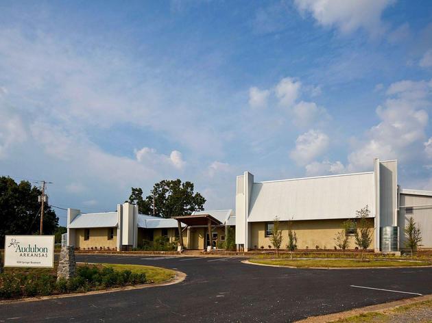The Little Rock Audubon Center. Courtesy of Audubon Arkansas