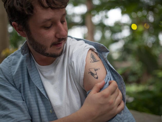 Birdist Rule #75: Get a Bird Tattoo, and Make It a Good One