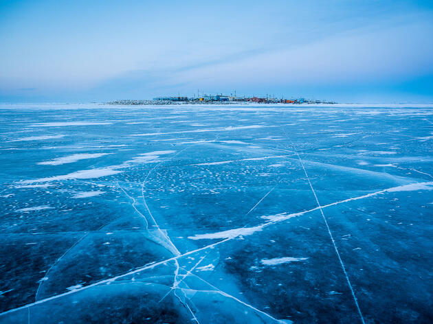 On Thin (and Rapidly Disappearing) Ice