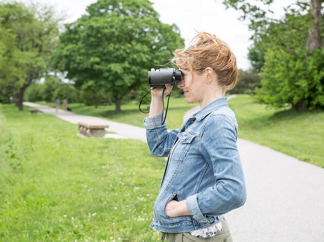 Why Some Women Are Skipping Out on the 'Airbnb of Birding'