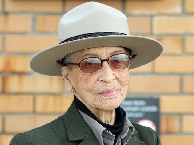 After 96 Years, Betty Reid Soskin Is Still As Fierce As Ever