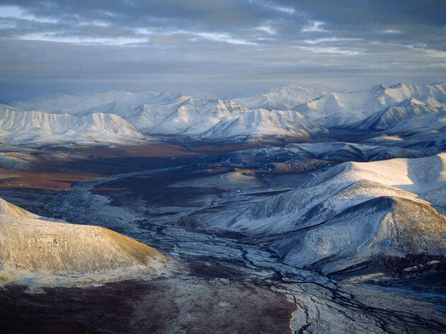 Department of the Interior Seeks to Conduct Seismic Study in Arctic Refuge