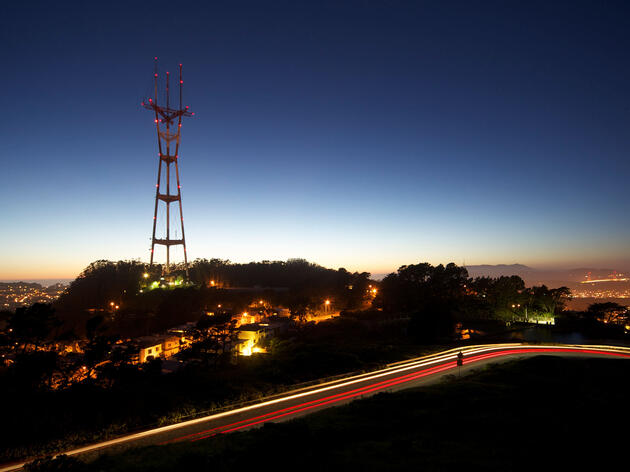 """Sutro Tower in San Francisco, California. <a href=""""https://www.flickr.com/photos/liyanage/5584630384/in/album-72157626416981534/"""">Marc Liyanage</a>/Flickr CC (BY-SA 2.0)"""