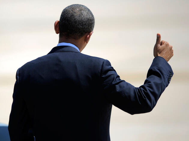 President Barack Obama. Jack Dempsey/AP