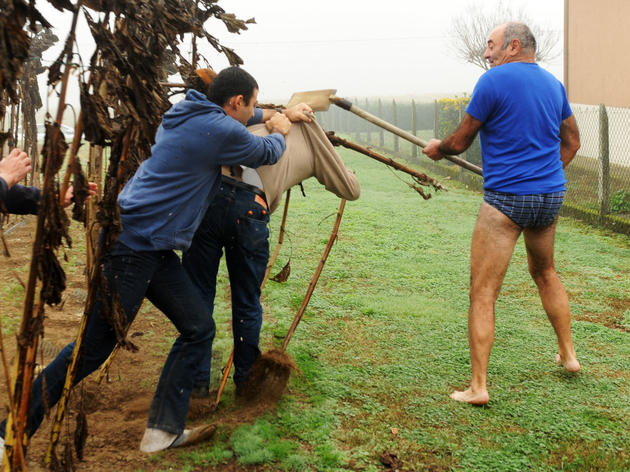 Why Were French Conservationists Attacked by a Pants-less Poacher?