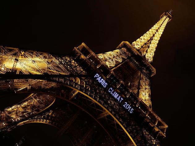 Paris hosts international climate talks from November 30 to December 11, 2015. Jacky Naegelen/Reuters