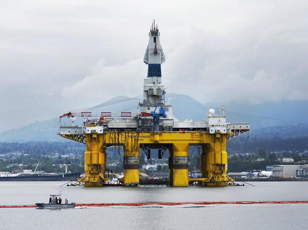 ¿Realmente está Abandonando Shell la Perforación del Ártico?
