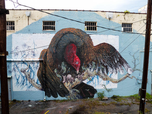 Hitnes Mural Tour Continues Across South