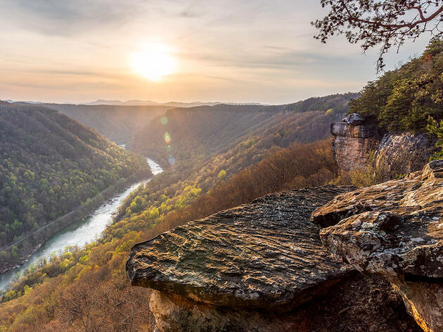 Our Newest National Park—and West Virginia's First—Is Fantastic for Birding