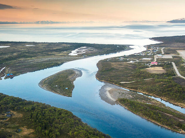 Alaska's Wild Places Face a Barrage of Big Development Projects