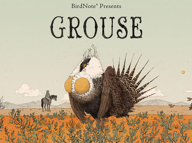 A New Podcast Explores the Complicated World of the Greater Sage-Grouse