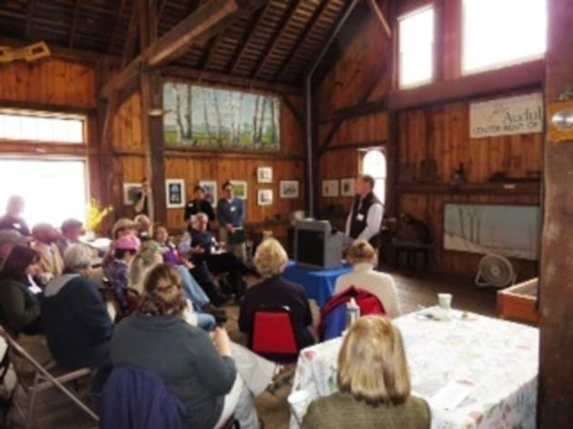 Bent of the River hosts 'Commissioner In Your Corner'