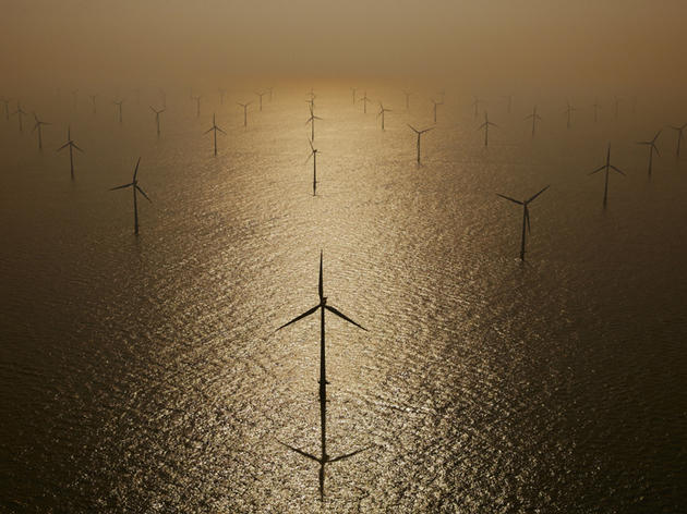 Wind Energy Developers Snap Up Offshore Leases