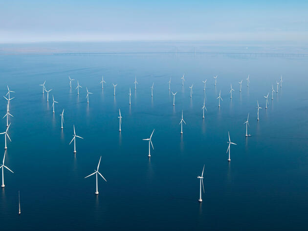 As the United States develops offshore energy, it will follow the example of such projects as Lillgrund, a wind farm off Sweden that generates enough electricity for more than 60,000 homes. Gerald Haenel