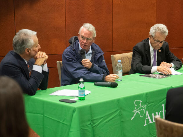 Talking Birds and Climate Change With Both Sides of Capitol Hill