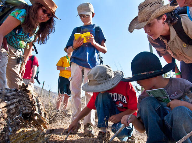 Find Out How You Can Be a Scientist for a Weekend