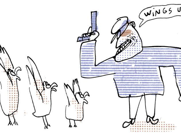 Ilustración: Serge Bloch